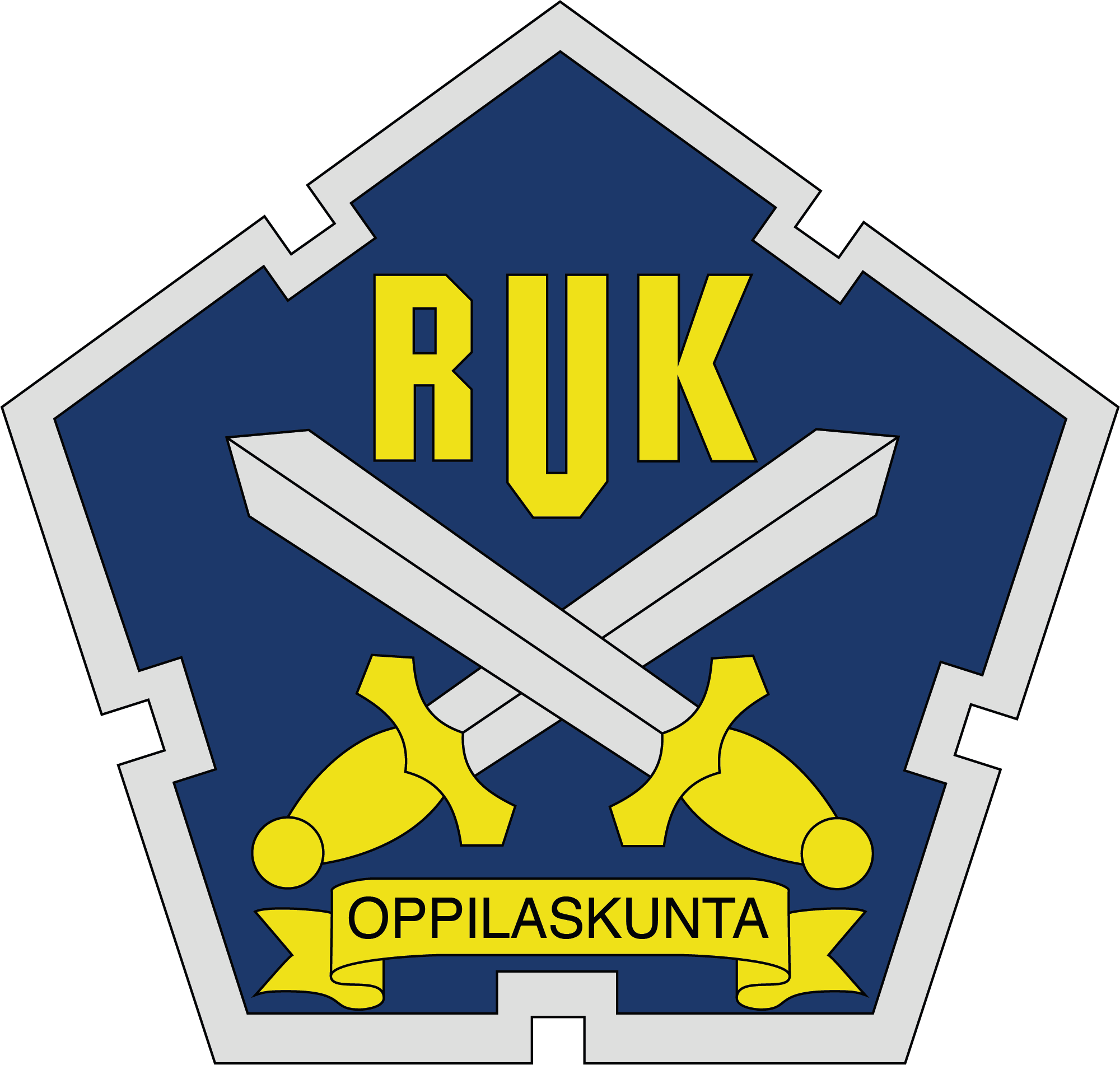 Oppilaskunnan logo